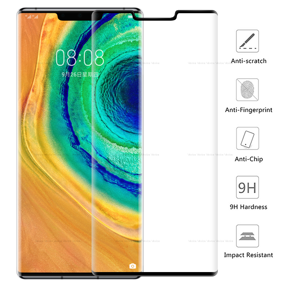 For <font><b>Huawei</b></font> <font><b>Mate</b></font> 30 <font><b>Pro</b></font> Screen Protector 3D Curved Protective Film For <font><b>Huawei</b></font> <font><b>Mate</b></font> <font><b>20</b></font> <font><b>Pro</b></font> <font><b>Glass</b></font> For <font><b>huawei</b></font> <font><b>mate</b></font> 20pro 30pro <font><b>Glass</b></font> image