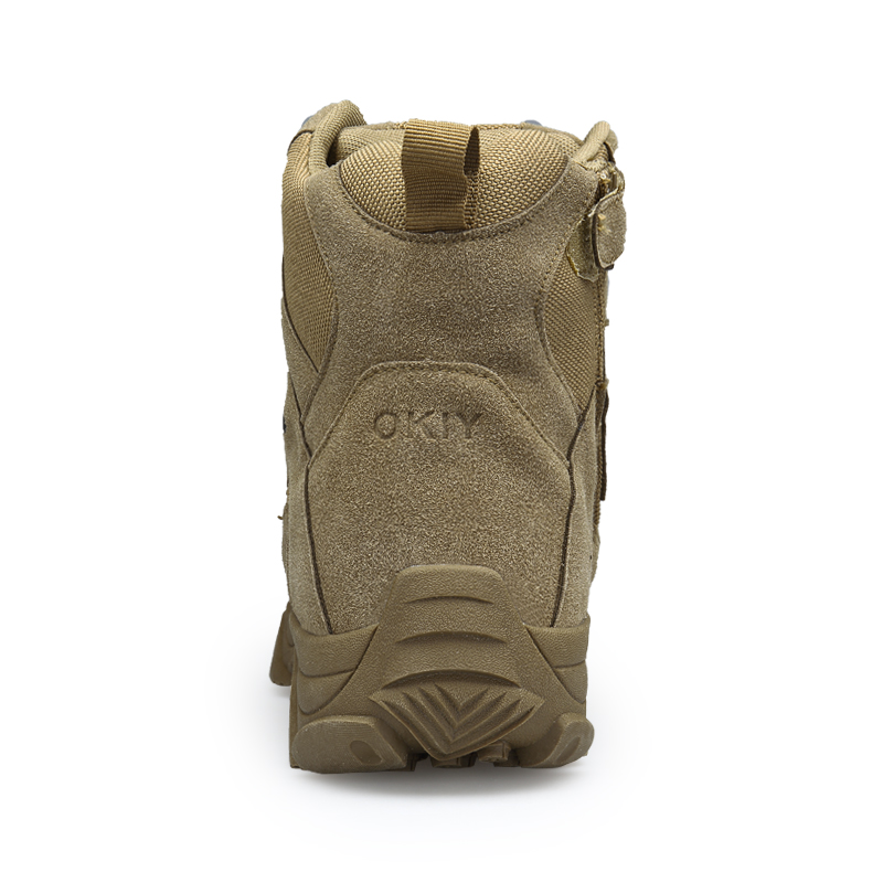 Men's military hiking boots  4