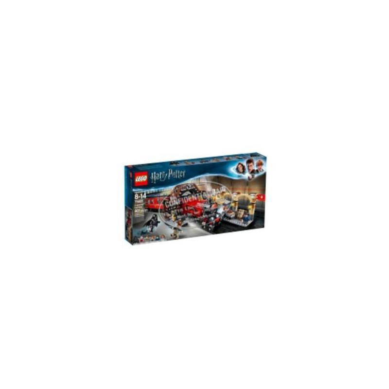 <font><b>75955</b></font> LEGO <font><b>Harry</b></font> <font><b>Potter</b></font> Hogwarts Express Toy Store Articles Created Handbook image