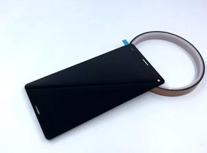 "Image 5 - ORIGINAL 4.6 ""LCD Für SONY Xperia Z3 Kompakte Display Touchscreen mit Rahmen Z3 Mini D5803 D5833 Für SONY xperia Z3 compact LCD"