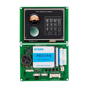 3.5 inch Programmable TFT  LCD Display Module with Control Board + Touch Screen + Serial Interface uno r3 mega328p board with 2 4 inch tft touch lcd screen module for arduino