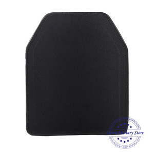 Image 3 - 1pc STA Shooter Cut NIJ III Level Bulletproof Plate Anti ballistic Ceramic Plate For JPC Tactical Vest