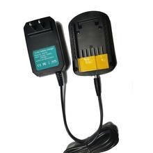 UE/abd fiş şarj için Worx WA3875 20V 18v Li ion pil 2.0A şarj cihazı Worx WA3520 WA3525 WA3578 WA3575 WA3742 hızlı şarj