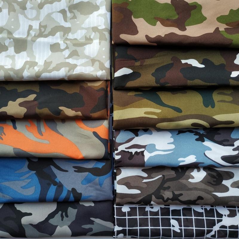100x150 см плотная камуфляжная одежда тканевая тренировочная форма военный тренировочный костюм Цифровая камуфляжная скатерть Camou
