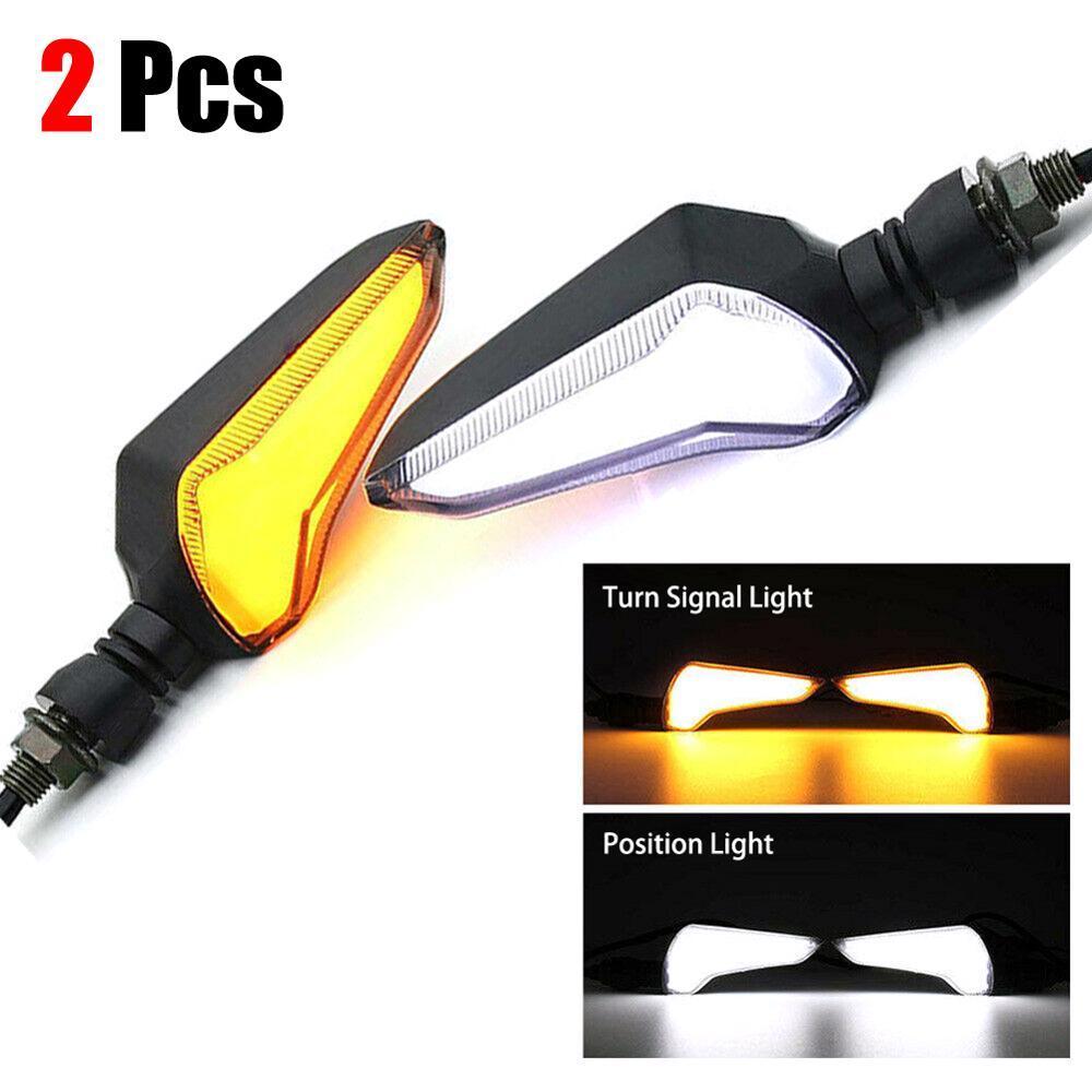 Factory Price 12V Motorcycle LED Light Turn Signal Indicator Replacement Set For Honda CBR300R  Araba Aksesuar Flasher CSV