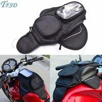 waterproof magnetic moto fuel tank bag motorcycle saddle bag backpack For Yamaha SUPERTENERE XT1200ZE FJR 1300 XJR 1300 Racer R6
