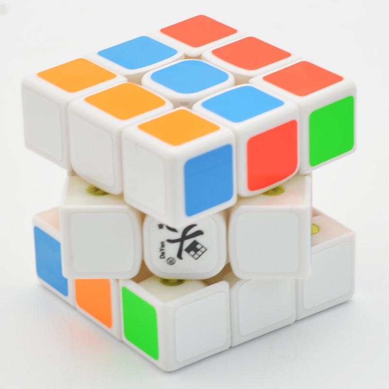 Image 2 - Dayan TengYun M 3x3x3 V8 Magnetic Magico Cubes Professional Tengyun 3x3x3 M Toys Gift Game Kids Educational ToysMagic Cubes   -