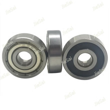 5pcs/lot 623 624 625 626 627 628 629 634 635 636 638 639ZZ/2RS Rubber Sealed Deep Groove Ball Bearing Miniature Bearing