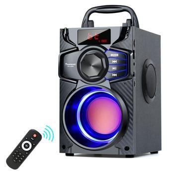 Big Power Bluetooth Speaker Wireless Stereo Subwoofer Heavy Bass