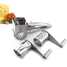 Резак для масла измельчитель сыра вращающийся сырный Терка с
