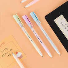 Mohamm – bâton à colle solide en forme de stylo, couleur bonbon, séchage rapide, haute viscosité, papeterie créative pour étudiants