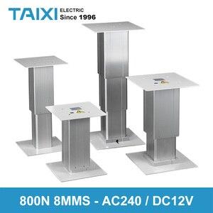Электрический подъемный стол татами, электрический линейный привод для бытовой лаборатории, автоматическая подъемная платформа для дома