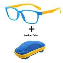 Детские очки с защитой от сисветильник оптическая оправа для