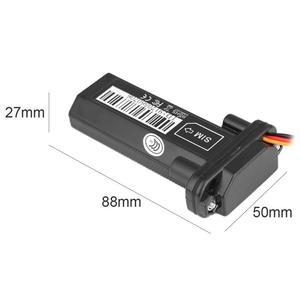 Image 5 - Mini Wasserdichte ST 901 Builtin Batterie GSM GPS tracker für Auto motorrad fahrzeug 2G WCDMA gerät mit online tracking software