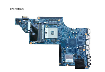 665993-001 Top quality For HP Pavilion DV7-6000 DV7T Laptop Motherboard 48.4RH09.021 Mainboard System board 100% Fully Tested