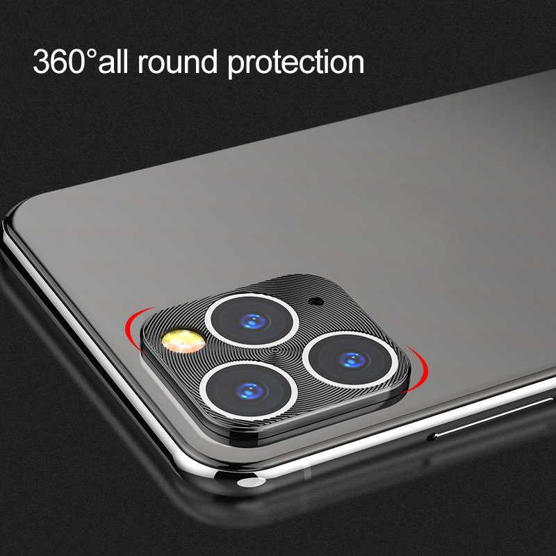 2019 verre trempé 9D pour Apple IPhone 11 Pro Max verre arrière caméra lentille verre Film de protection pour Iphone 11Pro IPhone on11 verre