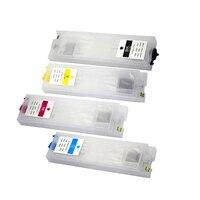Einkshop t9451 t9454 945 cartucho de tinta recarregável com chip de arco para epson t945xl 945 workforce pro WF C5290 WF C5790 WF C5210 Cartuchos de tinta     -