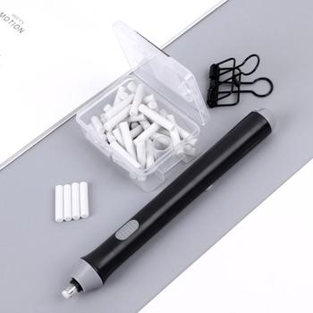 50 sztuk gumka elektryczna wymiana szkic kasowanie gumowe szkolne artykuły papiernicze tanie i dobre opinie NoEnName_Null CN (pochodzenie) 6 lat