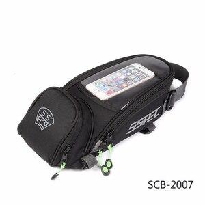 Багажная посылка для мотоцикла, портативные задние Сумки в комплекте, дорожная сумка, мотоцикл, скутер, спорт, больше функций, водонепроница...