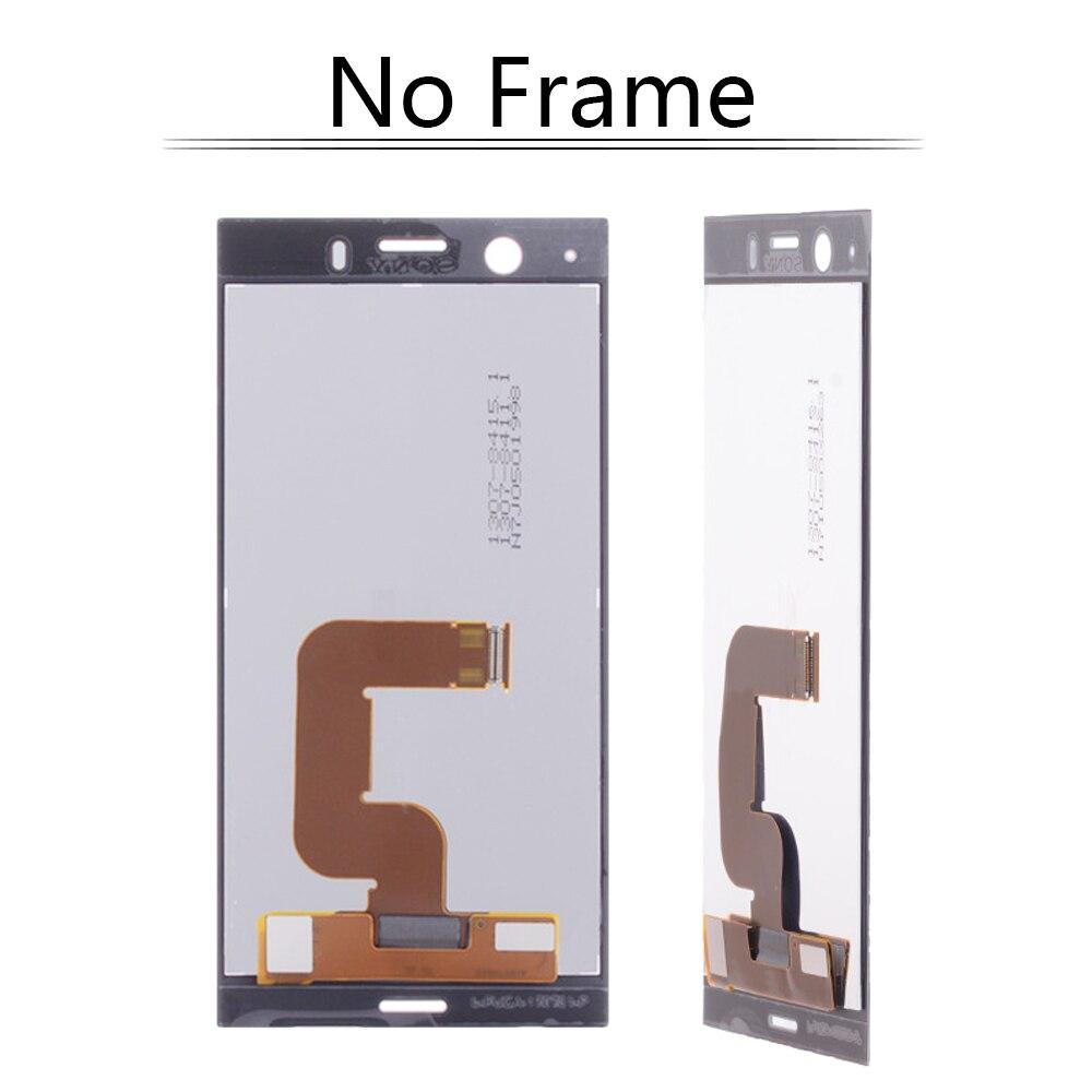 4.6 pouces pas de pixels morts pour SONY Xperia XZ1 Compact/XZ1 MINI G8441 G8442 écran tactile LCD affichage numériseur LCD remplacement #1