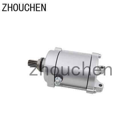motor de arranque do motor da motocicleta eletrica para zongshen lifan loncin cg200 cg250 cg