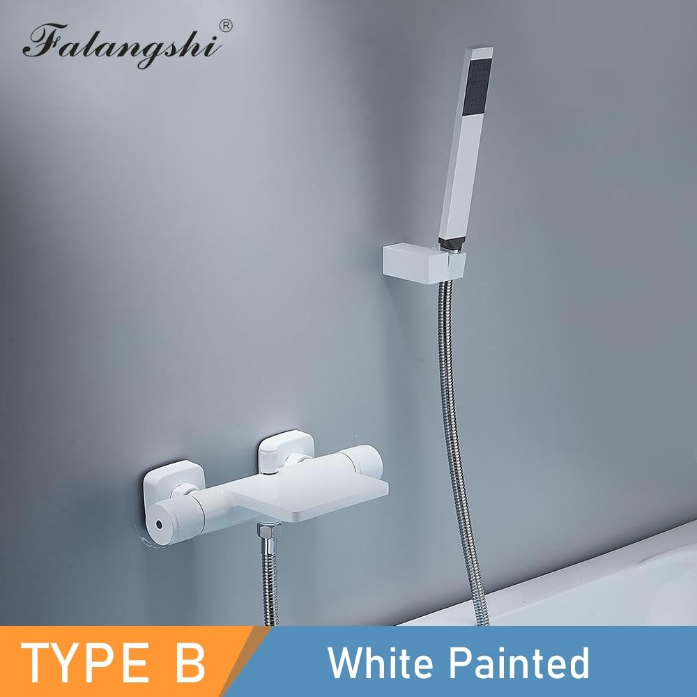 Shower White