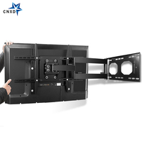 2020 New Full Motion 32 70 LCD LED TV Wall Mount Rack with Long Arms Max. VESA 700x400mm Heavy Duty Wall Bracket Hold 176lbs