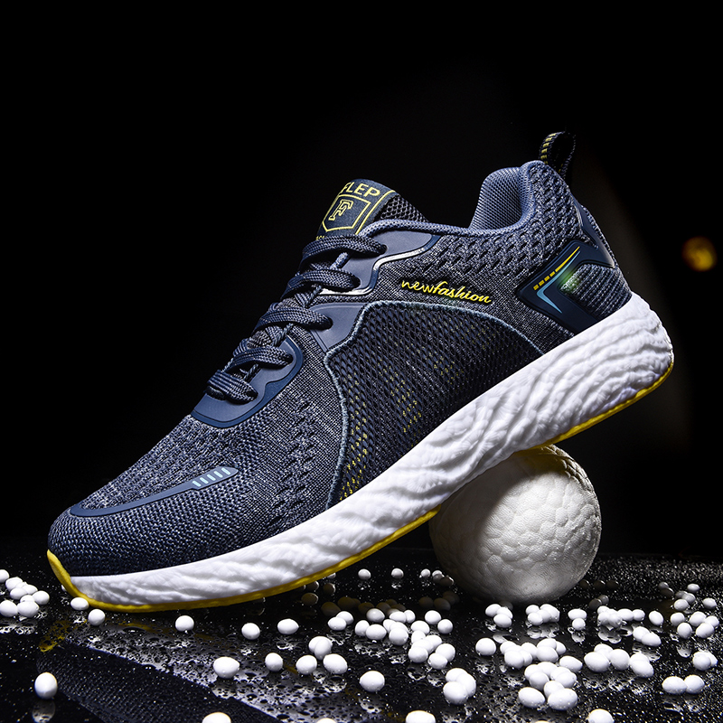 Sneakers Male Luxury Running Shoes Breathable Shoes Speed Knit Original Trainer Sneakers Race Mens Men Casual Shoes Loafers