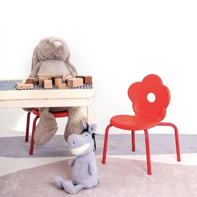 Детская мебель Children Back Chair стул кухонный Family Cute Little Stool Thickened Plastic Kindergarten Seat Baby Dining Chairs