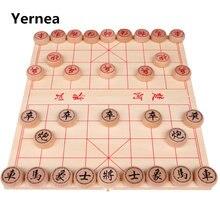 Yernea традиционные китайские шахматы различные размеры цвет