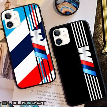 Riccu Top car BMW Phone Case For iphone 11 Pro11 Pro Max X XS XR XS MAX 8plus 7 6splus 5s se 7plus case image