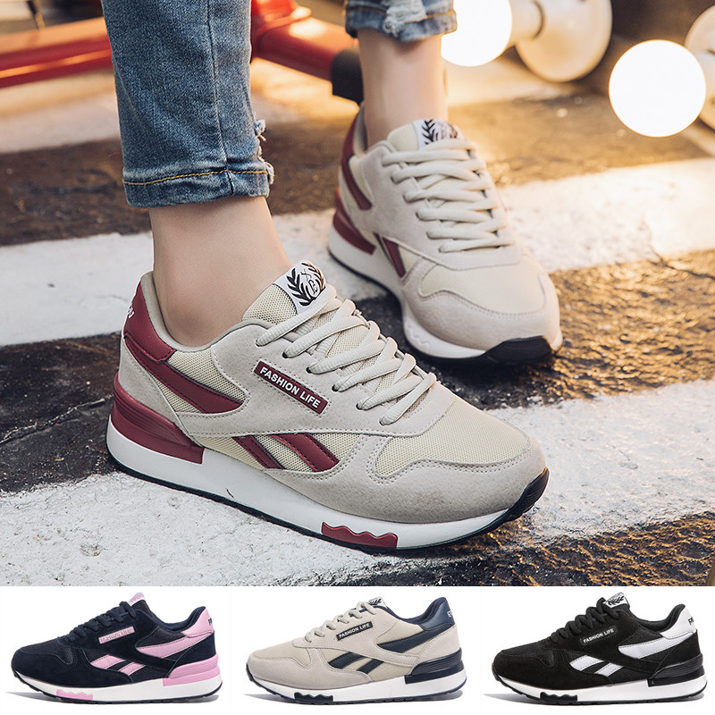 Womens Walking Shoes Fashion Sneakers Sports Casual Footwear Walking Fitness Jogging Athletic Indoor Outdoor