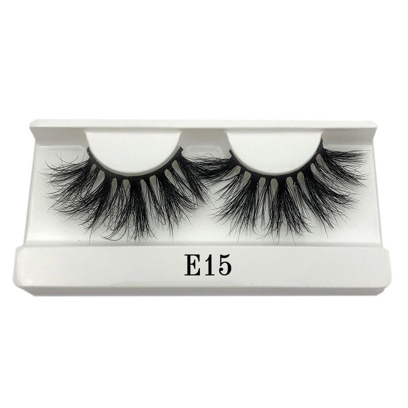 E15 white tray