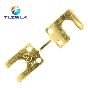 Image 5 - ANL Gold Plated Stud Car Fuses Mini Car Stereo Audio AFS Fuse 20A 30A 40A 50A 60A 70A 80A 100A 125A 150A 175A 200A