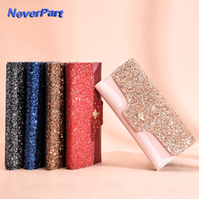 New Fashion Leather Sequin Wallets Cute Bags Women Long Wallet Female Purse Multi-card Holder Clutch Purses Party Ladies Handbag new sequined clutch purses design fashion women evening bags party female pu women cards holder purse and wallet lt