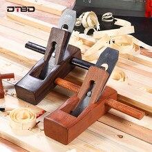 DTBD Holz Hand Hobel Holz Hobel Werkzeug Flach Flugzeug Bottom Rand Holz Trimmen Werkzeuge Für Für Carpenter Holzhandwerk Werkzeug