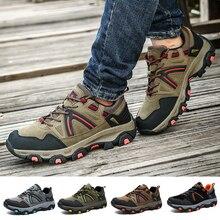 Mężczyźni Outdoor buty górskie wspinaczka męskie buty sportowe mężczyźni taktyczne polowanie Trekking buty wspinaczkowe wodoodporne turystyczne buty sportowe