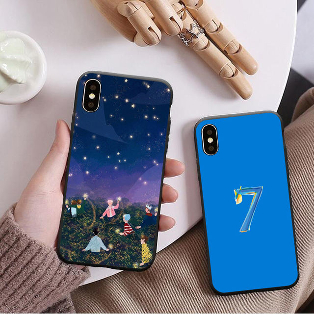 MAP OF THE SOUL 7 IPHONE CASE (19 VARIAN)