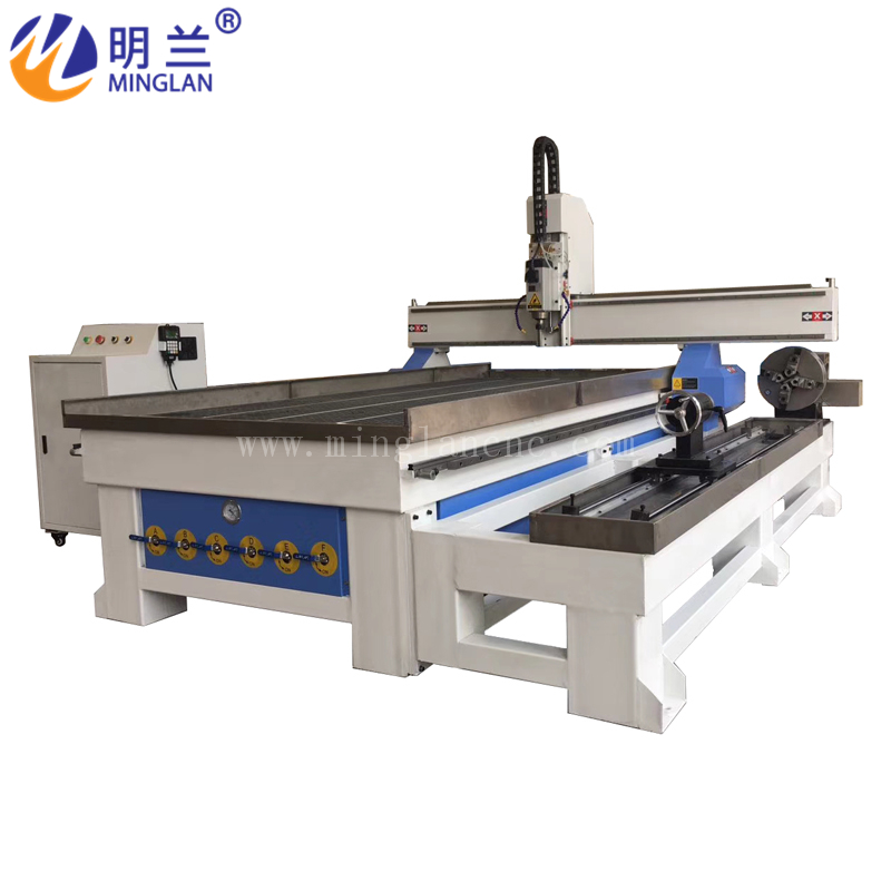 4 axis cnc engraving machine 1325 cnc router for wood stone metal