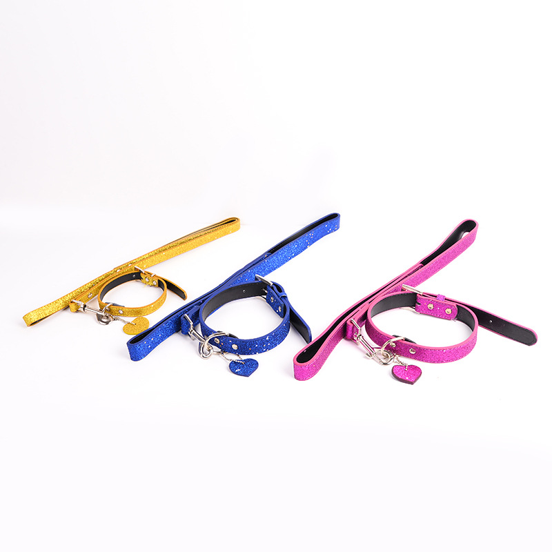 Pet Haulage Rope Package Hot Sales Hot Selling Pet Dog Collar Fashion Hand Holding Rope