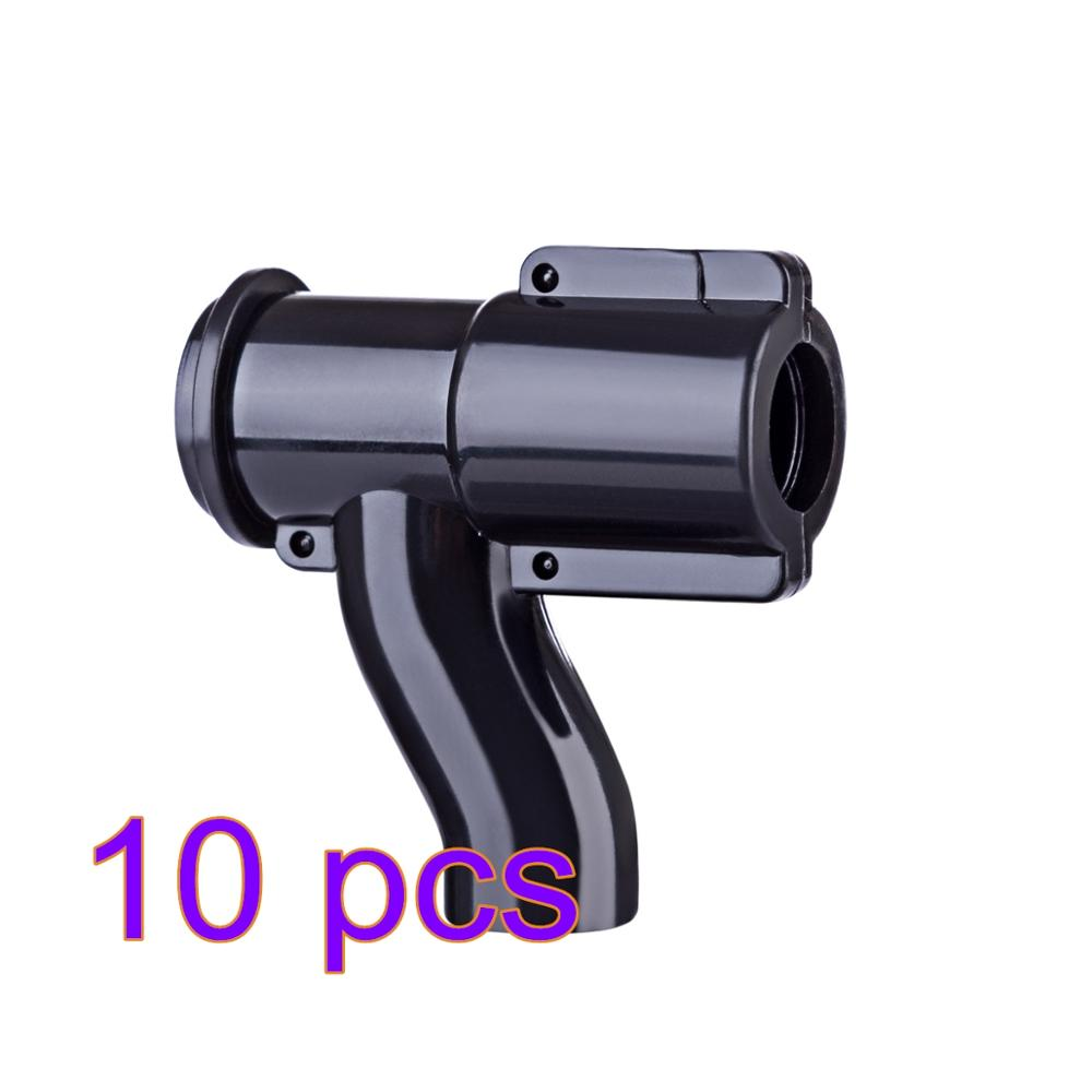 MODIKER 10pcs Kit Popular Nylon Chamber For JM Gen.8 M4A1 /JM9/JM Gen.10-ACR Water Gel Beads Blaster - Black