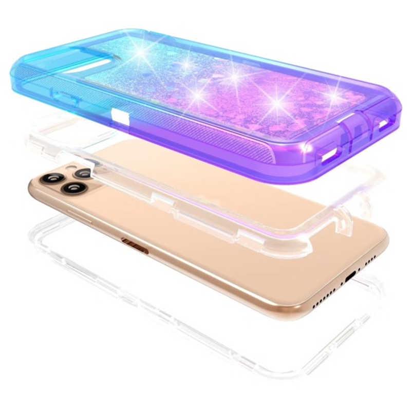 สำหรับ iPhone 11 PRO MAX 7 8 6 6 S PLUS กรณี Quicksand TPU Glitter Bling Liquid Case สำหรับ iPhone X XS MAX XR กรณีปกแข็ง