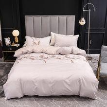 Parure de lit style Ameirican, ensemble de literie en microfibre brossée, taille 229x259, 200x200cm (sans drap), vente en gros