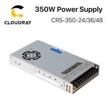 Cloudray CRS-350 fonte de alimentação 24v 36v 350w 7.2a 9.7a 14.6a fonte de alimentação de comutação transformador