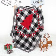 Baby Blankets Cotton Super Soft Toddler Kids Christmas Blanket Newborn Bebes Swaddle Wrap 100*80cm Infant Stroller Covers 0-24M