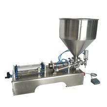 Pneumatic Paste Filling Machine Single Head Liquid Quantitative Filling Machine Fully Automatic Cosmetic Cream Packing Machine