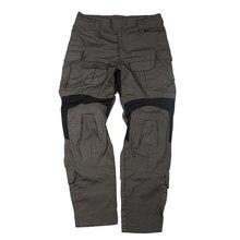 Bacraft trn g3 multifunction tático calças de caça ao ar livre masculino calças de combate para airsoft-fumaça verde
