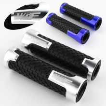 For Yamaha WR250F Motorcycle CNC Aluminum and Rubber Handle Bar Grips