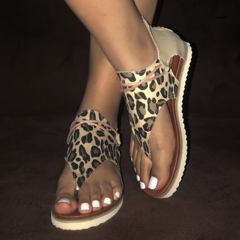 Summer Shoe Woman Sandals Lady For Women Ladies Footwear Shoes Bohemian Sandles Sandalen Dames Sandale Femme Sandalias Femenina