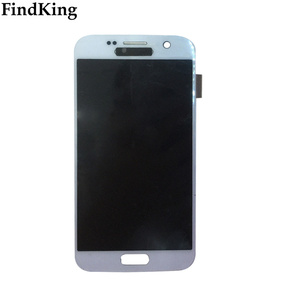 Image 4 - AMOLED LCD Display For Samsung Galaxy S7 G930 G930A G930F SM G930F LCD Display Touch Screen Assembly Digitizer Panel Tools